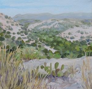 On Barbary Ridge 9